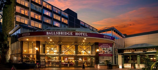 BALLSBRIDGE header image