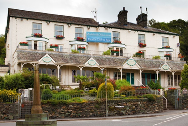 BEST WESTERN AMBLESIDE SALUTATION header image