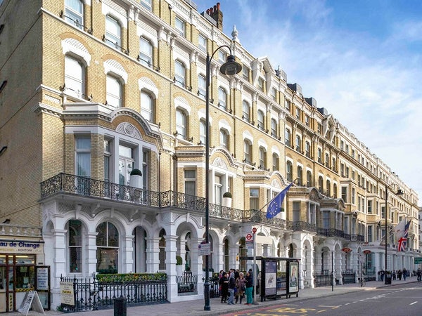 IBIS STYLE LONDON GLOUSTER ROAD header image