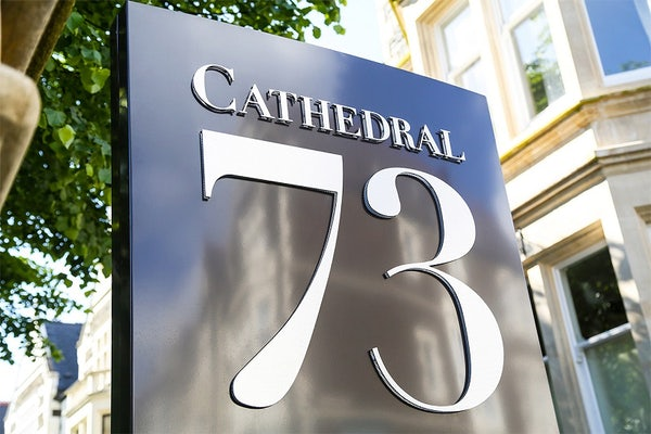 CATHEDRAL 73 header image