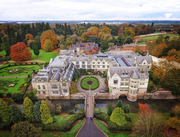 COOMBE ABBEY header image