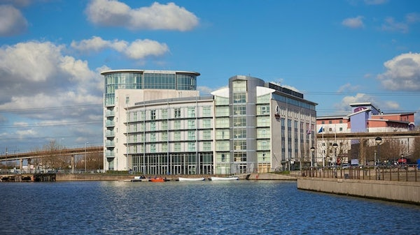 DOUBLETREE BY HILTON LONDON EXCEL header image