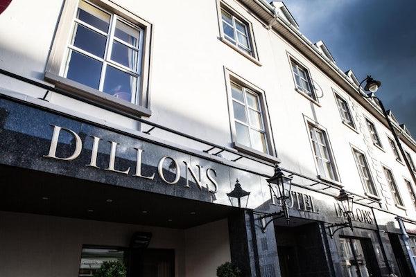 DILLONS header image