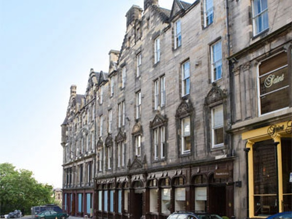 FRASER SUITES EDINBURGH header image