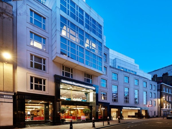 LEONARDO ROYAL LONDON CITY header image