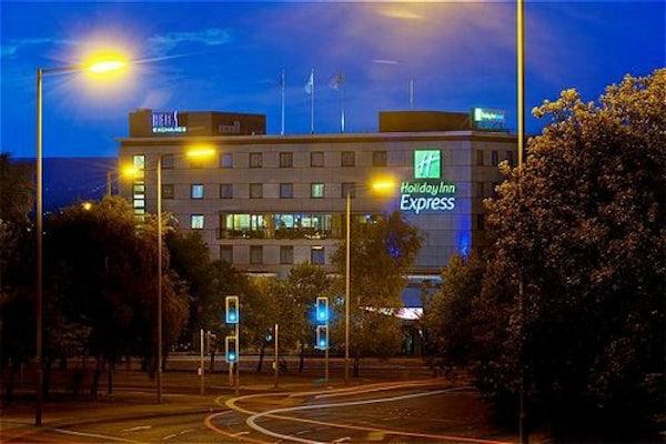 HOLIDAY INN EXPRESS BRADFORD CITY CENTRE header image