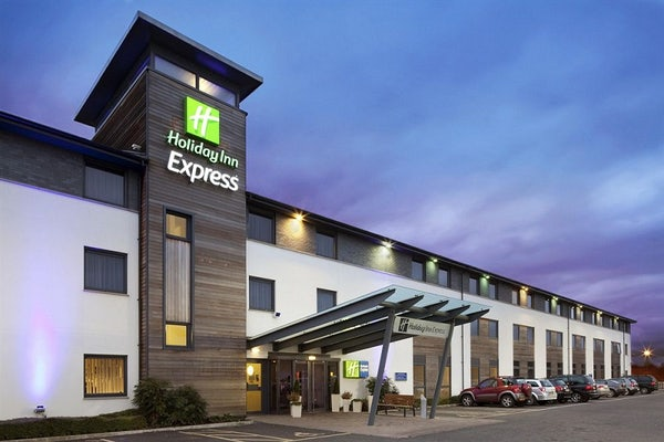 HOLIDAY INN EXPRESS CAMBRIDGE header image