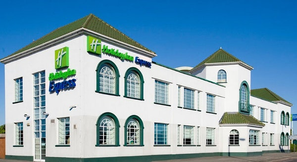 HOLIDAY INN EXPRESS LONDON CHINGFORD header image