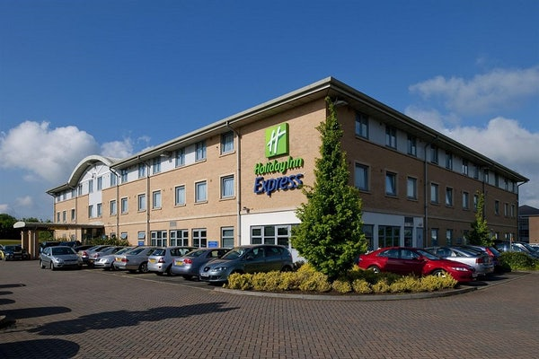 HOLIDAY INN EXPRESS EAST MIDLANDS AIRPORT header image