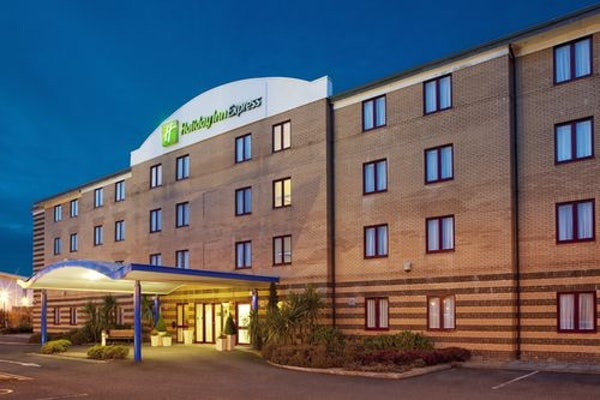 HOLIDAY INN EXPRESS GREENOCK header image
