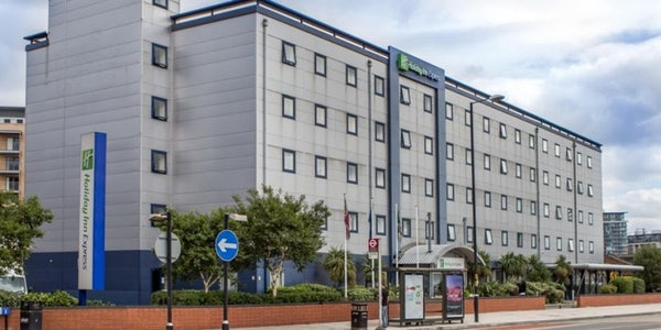 HOLIDAY INN EXPRESS LONDON-ROYAL DOCKS header image