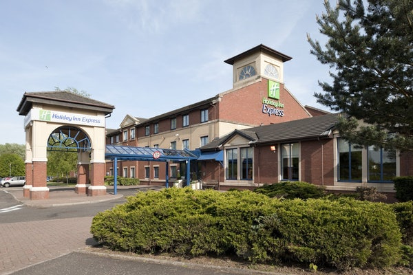 HOLIDAY INN EXPRESS STRATHCLYDE PARK header image