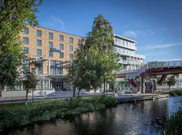 HILTON DUBLIN CITY header image