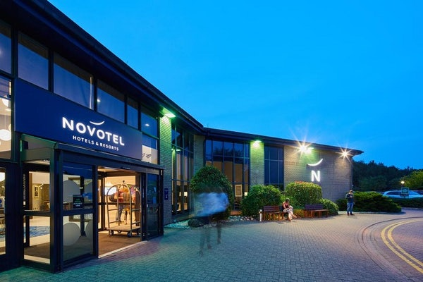 NOVOTEL LONDON STANSTED AIRPORT header image