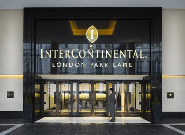 INTERCONTINENTAL LONDON PARK LANE header image