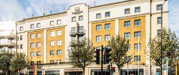 DOUBLETREE BY HILTON ANGEL KINGS CROSS header image