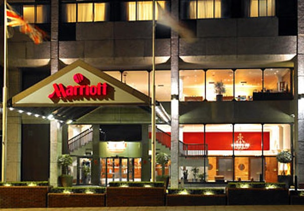 Marriott Bristol City Centre Uk Hotel Information From
