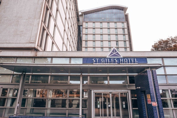 ST GILES HEATHROW - A ST GILES HOTEL header image