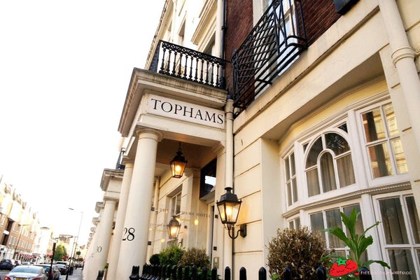 TOPHAMS header image